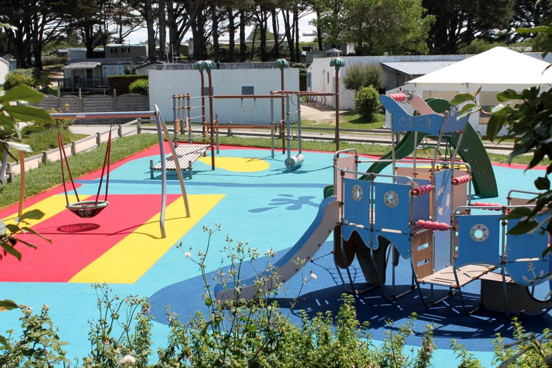 Loisirs sur place relais de l 39 oc an for Camping piscine quiberon