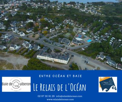 Publicité : Encart pub Camping et Relais de l'Océan