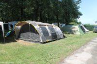 Emplacement tente, camping de l'océan à St-Pierre Quiberon 56