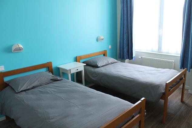 Une chambre à la Maison St Joseph