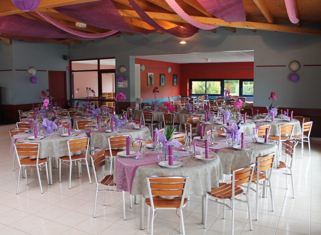 Salle de réception Ty Mouss - Relais St Joseph de l'Océan