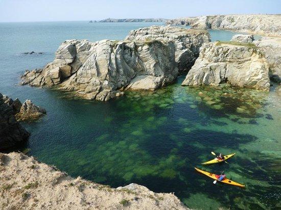 Kayak Sillages - Saint Pierre Quiberon