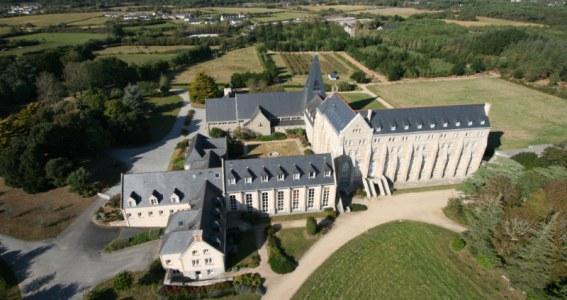 Abbaye Ste Anne de Kergonan