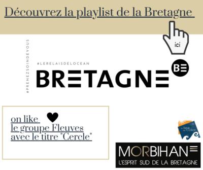 Musique : Fleuves en recommandation avec Tourisme Bretagne