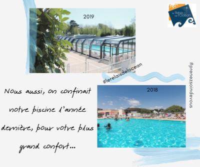 Facebook : couverture piscine